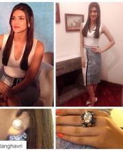 Kriti Sanon dressed up for the Gillette event in Delhi