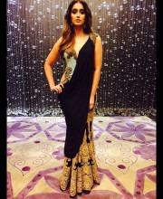 Ileana D'Cruz in an Outfit by Monisha Jaising