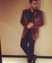 Arjun Kapoor wearing Manish Malhotra