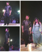 Jackky Bhagnani Walks the Ramp for Manali Jagtap
