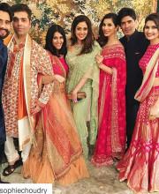 Jackky Bhagnani in Manish Malhotra for Diwali 2016