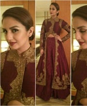 Huma Qureshi in a Harpreet and Narula Outfit