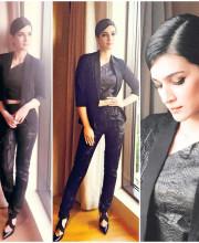 Kriti Sanon at Zee Cine Awards in Namrata Joshipura