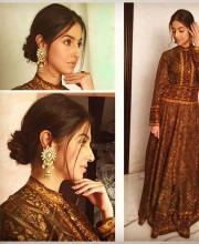 Divya Khosla Kumar in an Ashima Leena Outfit