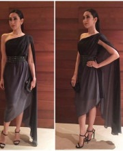 Karisma Kapoor in an outift by Amit Aggarwal