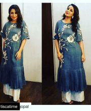 Tisca Chopra Wears Myoho