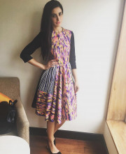 Nargis Fakhri in Amit Aggarwal for the promotions of Banjo