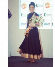 Bhumi Pednekar is Radiant in Festive Gown