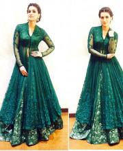 Kriti Sanon in a Anju Modi Outfit