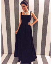 Tapsee Pannu wearing an outfit by Vineti Bolaki for her collection launch in Chennai
