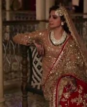 Anushka Sharma wearing Manish Malhotra in Ae Dil Hai Mushkil
