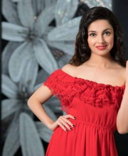 Divya Khosla Kumar in an Outfit by Madison on Peddar
