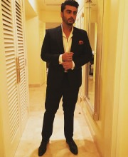 Arjun Kapoor Ups His Style Game