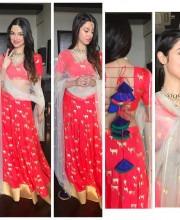 Divya Khosla Kumar in an Outfit by Masaba Gupta