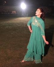 Gauhar Khan in Samatvam by Anjali Bhaskar