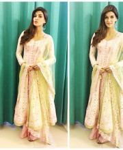 Kriti Sanon in an Outfit by Tamanna Punjabi Kapoor
