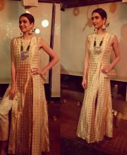 Karishma Tanna in SVA Couture