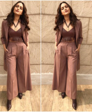 Sonakshi Sinha in an Outfit by Ragini Ahuja