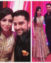 Aftab Shivdasani at the Star Screen Awards 2016