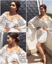 Deepika Rocks Chloe's Boho-Chic Dress