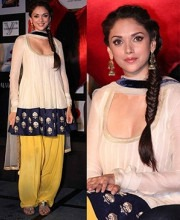 Aditi Rao Hydari Indian Designer Payal Singhal Murder 3 Success Party