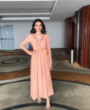 Aditi Rao Hydari wearing Designer Aditi Somani's latest Spring Summer 17 Collection