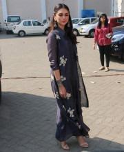 Aditi Rao Hydari's Graceful Myoho Look