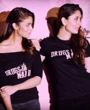 Aliaa Bhatt and Kareena Kapoor