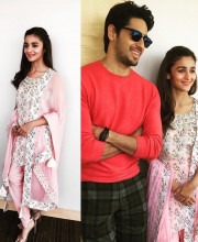 Alia Bhatt is Pretty in Pink