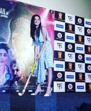 Alia Bhatt Wears a Topshop Dress For Udta Punjab Launch