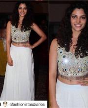 Saiyami Kher Dazzles in Arpita Mehta Outfit