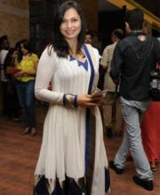 Payal Singhal - Maria Goretti wears Payal Singhal