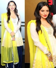 Payal Singhal - Neha Sharma in Payal Singhal Kurta