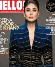 Raakesh Agarvwal - Kareena Kapoor in a Raakesh Agarvwal Jacket