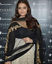 AISHWARYA RAI IN A SABYASACHI MUKHERJEE DRESS
