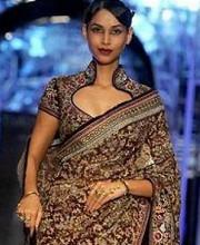 Amrutha Patki Saree India Bridal Fashion Week Tarun Tahiliani