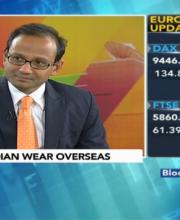 Vivek Agarwal, Founder & CEO of Strand of Silk on Bloomberg TV