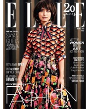Sayani Gupta Wears Beautiful Gucci on ELLE Cover
