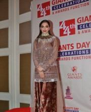 Deepika Padukone In Sparkly Sabyasachi Outfit