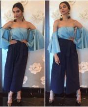 Deepika Padukone Goes Boho-Chic in Mumbai