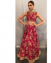 Deepika Padukone Rocks Her IIFA Performance in Beautiful Lehenga