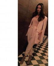 Stylish and Elegant Deepika in New York