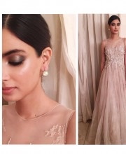 Diana Penty in a Shane and Falguni Peacock Outfit