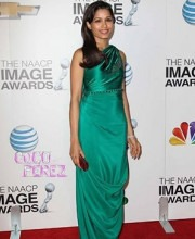 Indian Actress Freida Pinto Shines At The NAACP Image Awards James Ferreira