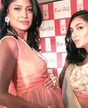Expectant Mothers Carol Gracias and Shveta Salve Walk The Ramp
