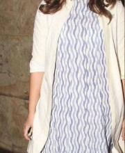 Huma Quereshi Goes Casual In Anita Dongre Grassroot Maxi