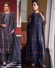 Dia Mirza's Ethnic Outing In Anita Dongre Kurta Suit