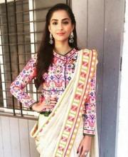 Sonam Kapoor Celebrates Republic Day in Khadi Saree