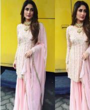 Kareena Kapoor Sparkles During Malabar Gold and Diamonds Ad Shoot