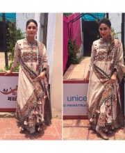 Kareena Kapoor Looks Feminine Chic at Unicef Event